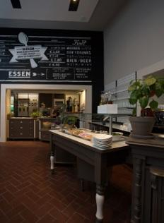 Cafe im Bodemuseum