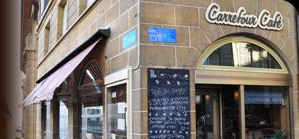 Carrefour Café