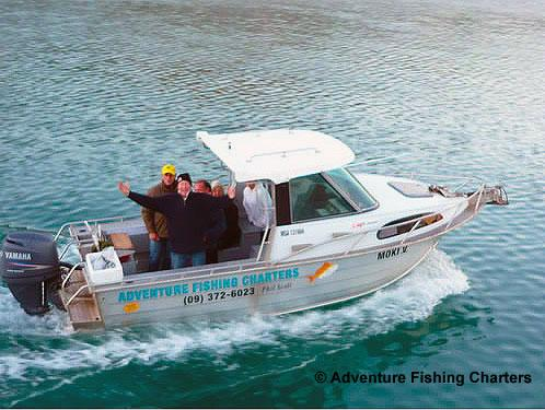 Adventure Fishing Charters