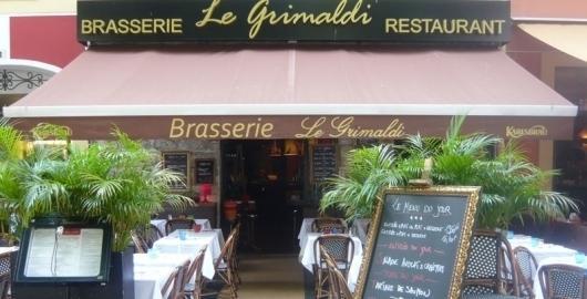 Brasserie Le Grimaldi