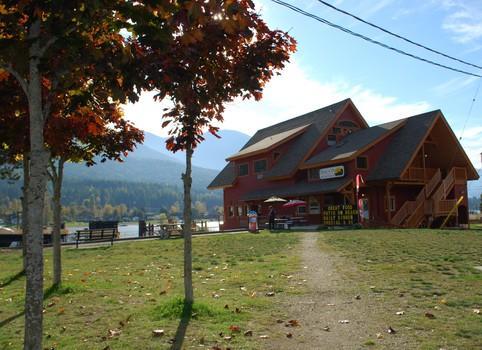 Kootenay Lake Ferry
