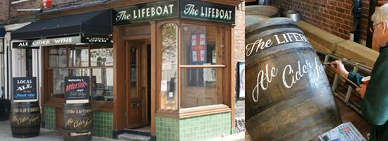 The Lifeboat Ale And Cider House