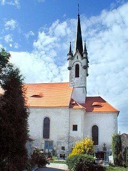 Dean Church of St. Bartholomew