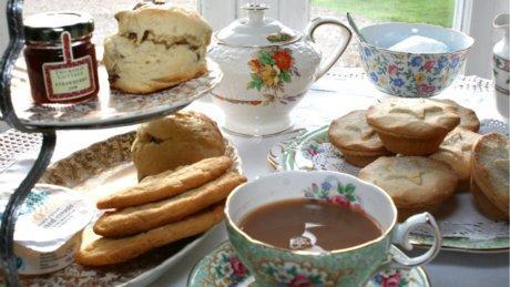 Mrs Knott's Tea-Room