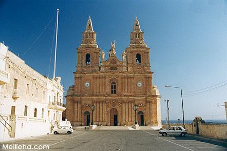 Iglesia parroquial de Mellieha