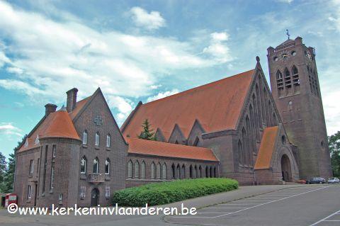 St. Albertus Church Black Mountain