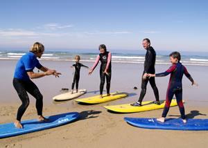 The Surf Club Cornwall