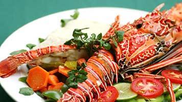 Summer Garden Seafood Restaurant