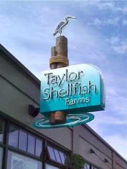 ‪Taylor Shellfish Farms‬