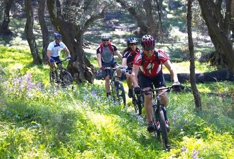 S-Bikes: Corfu Mountain Bike Day Tours