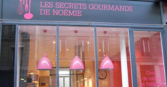 Les Secrets Gourmands de Noemie