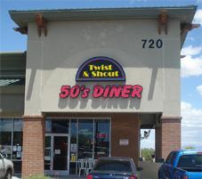 Twist & Shout 50's Diner