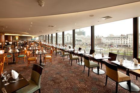 The Brasserie @ Mercure hotel Piccadilly Manchester