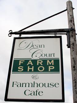 Dean Court Farm Shop Cafe