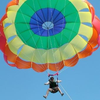 Put in Bay Parasail