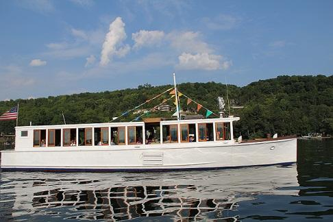 Stroller IV Scenic Boat Ride