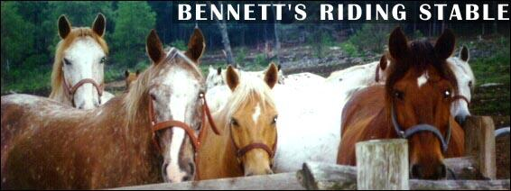 Bennett's Riding Stables