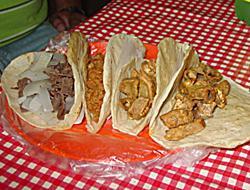 Tacos de la Bravo