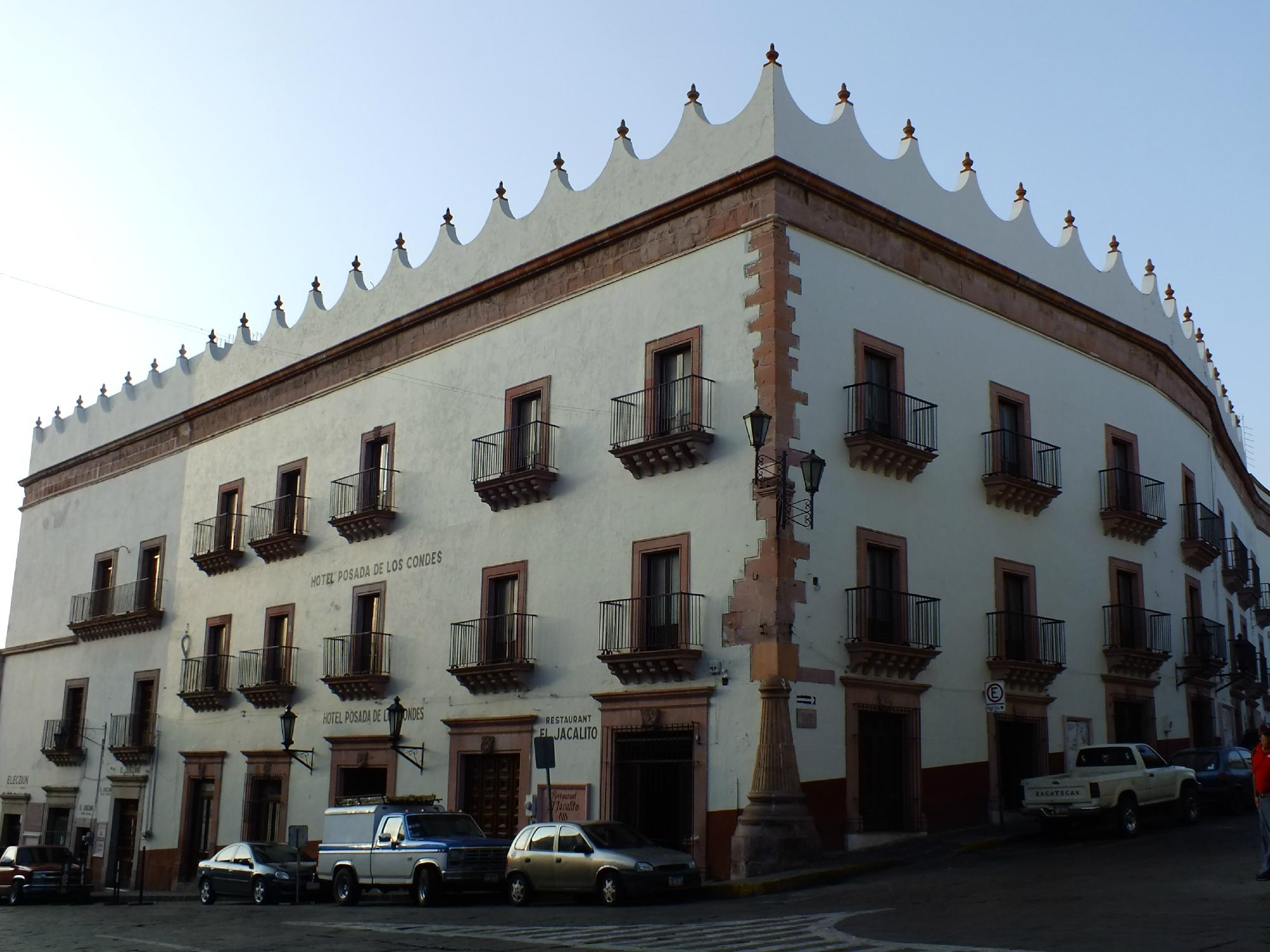Posada De Los Condes Hotel
