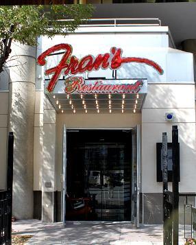Fran's Restaurant and Bar