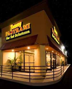 Tommy Pastrami New York Delicatessen