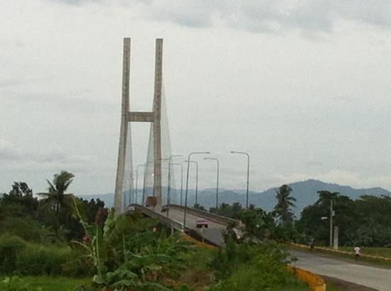 Diosdado Macapagal Suspension Bridge