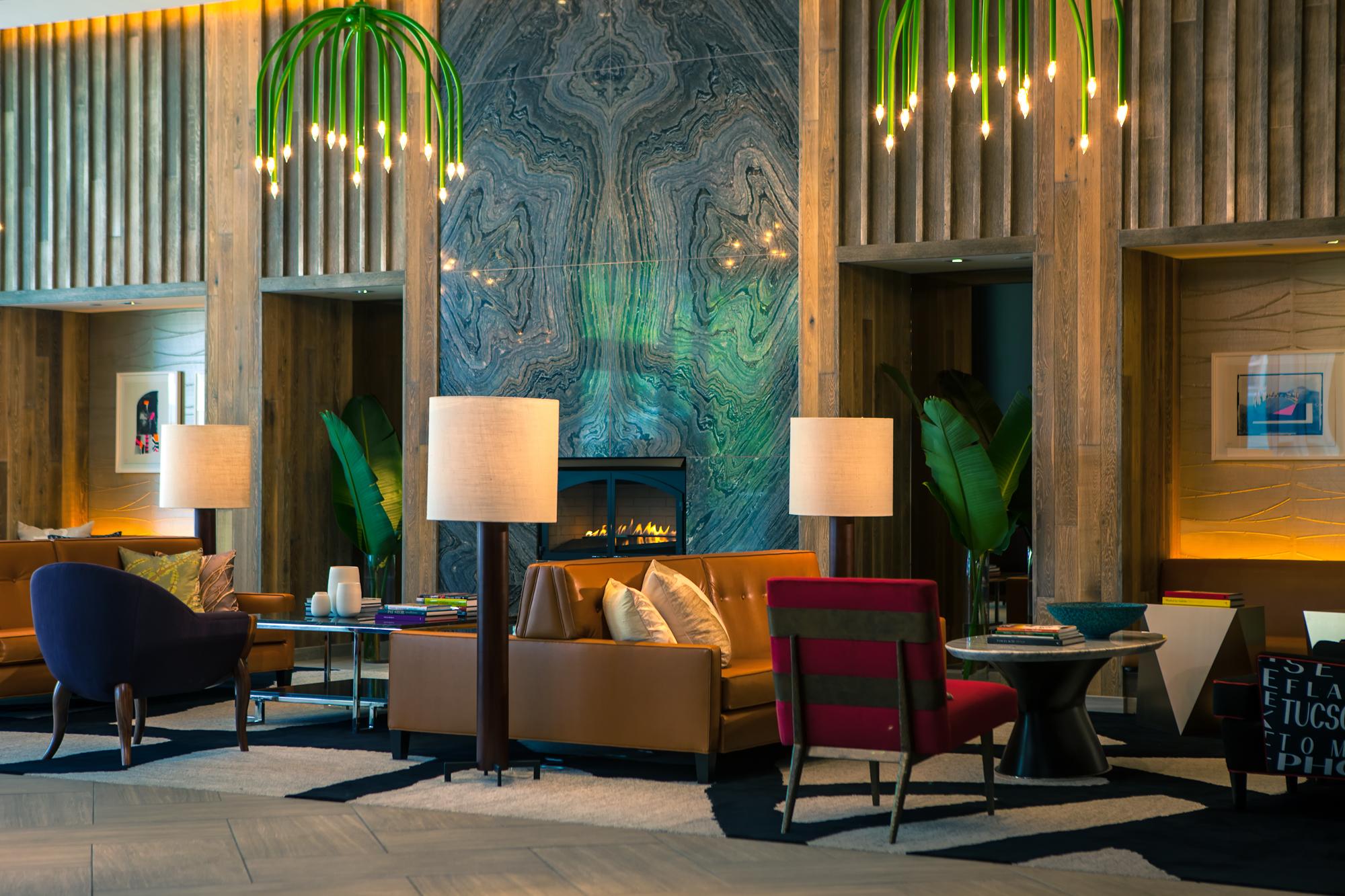 ホテル パロマー フェニックス - ア キンプトン ホテル