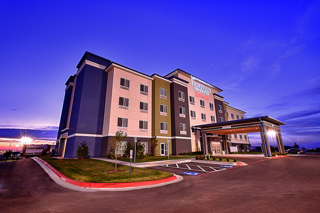 ‪Fairfield Inn & Suites Amarillo Airport‬