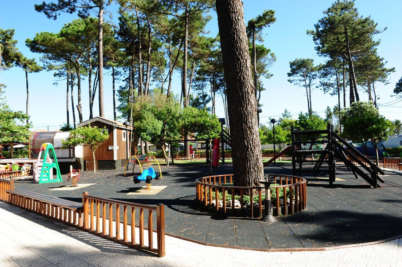 Parque do Campismo de Arvore