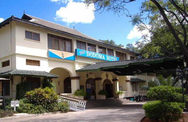 New Dodoma Hotel-Dodoma Rock Hotel