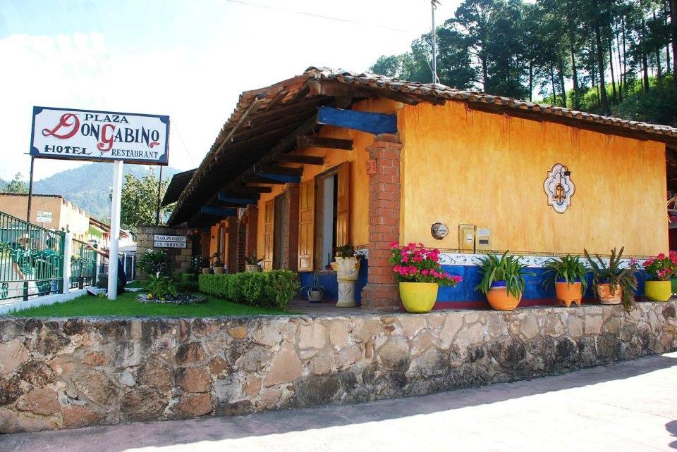 Hotel Plaza Don Gabino