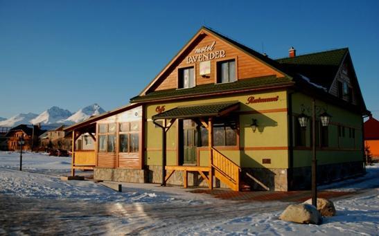 Lavender Motel & Restaurant