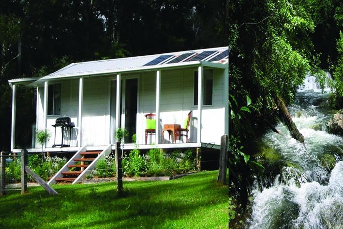 Stone Stream Eco Cottage B&B