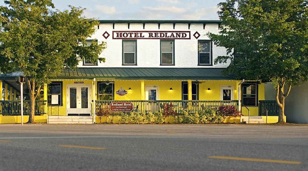 The Hotel Redland
