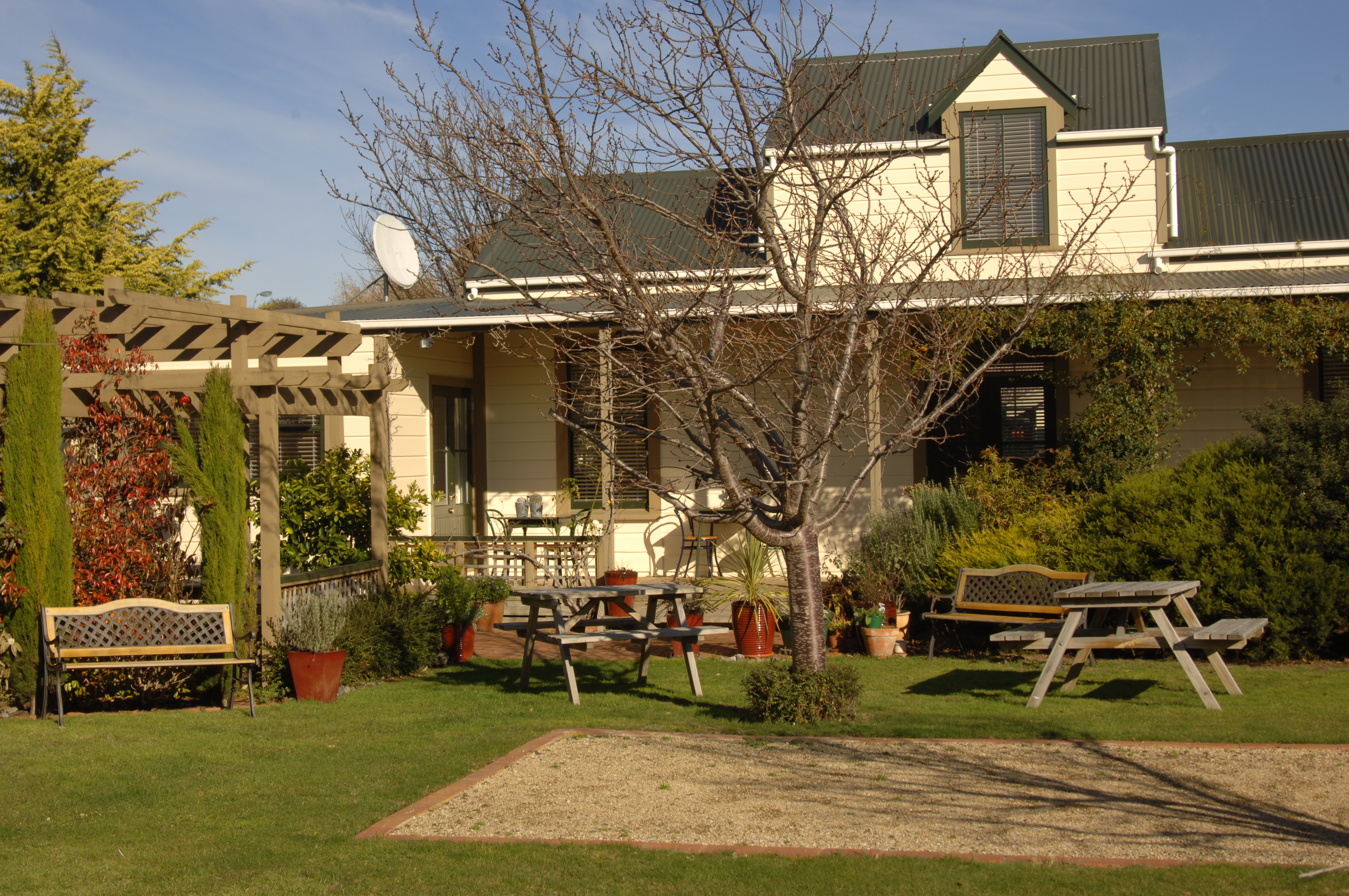 Martinborough New Zealand  City pictures : Pinot Villas Martinborough, New Zealand Villa Reviews ...