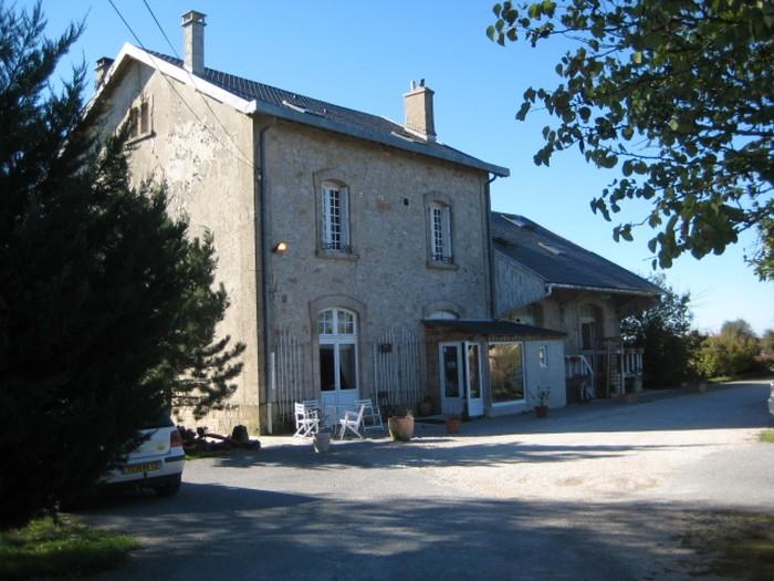 Hotel & Restaurant La Gare Aux Anes