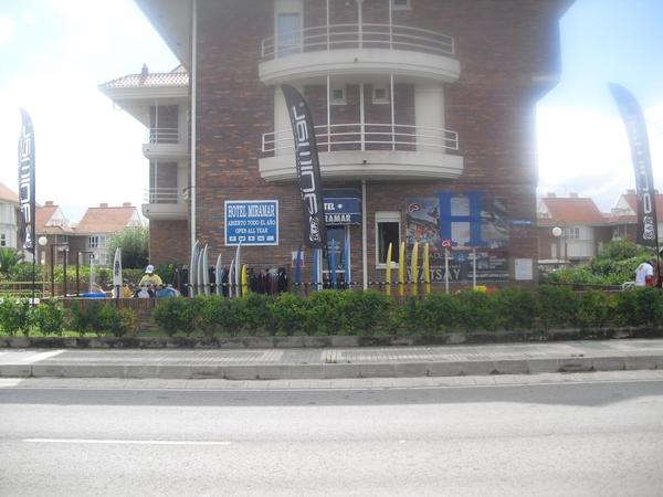 Hotel Miramar De Berria