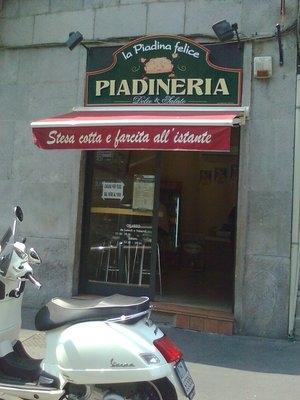 La Piadina Felice