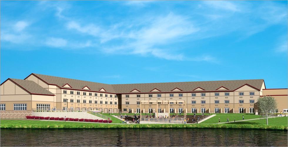 Terrible's lakeside casino and hotel in osceola iowa