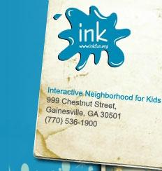 ‪INK - Interactive Neighborhood for Kids‬