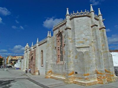 ‪Monastery of Jesus of Setúbal‬