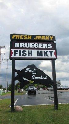Krueger's Fish Market