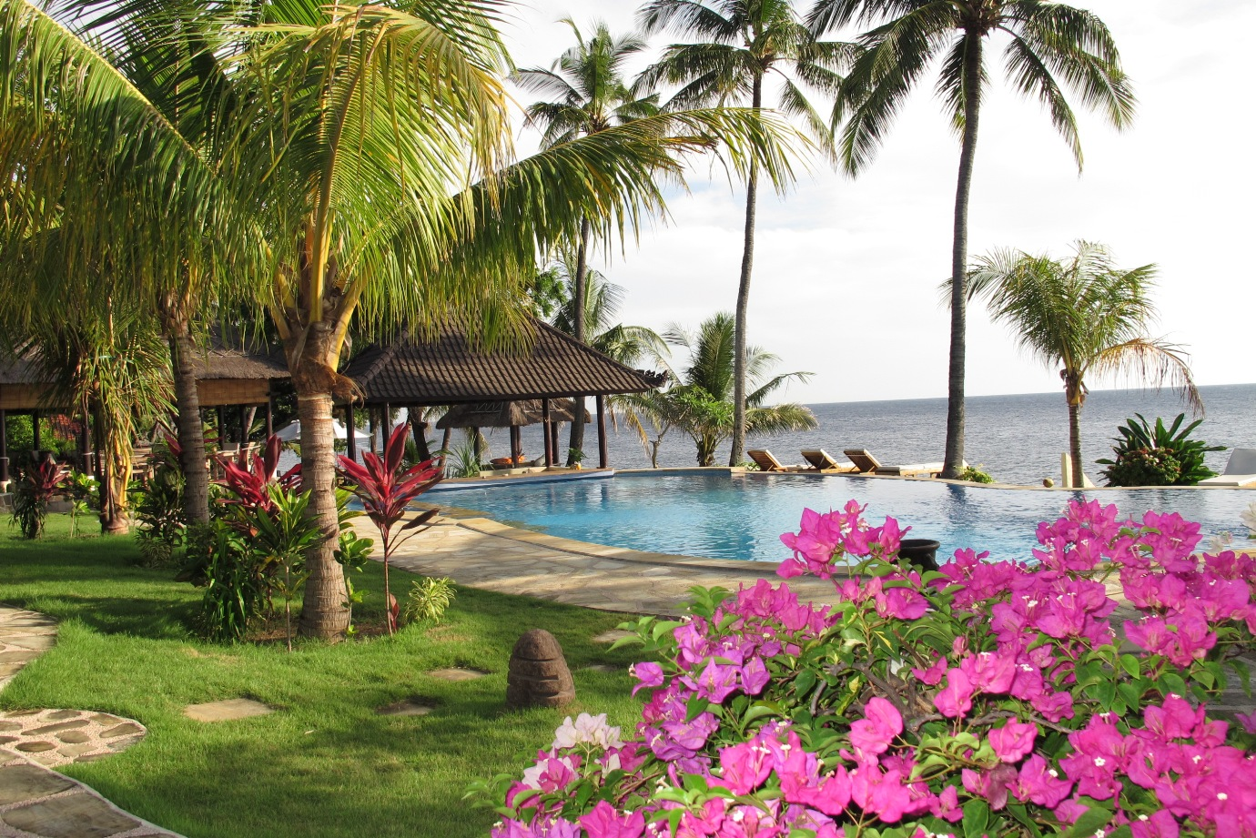 巴厘島放鬆度假村