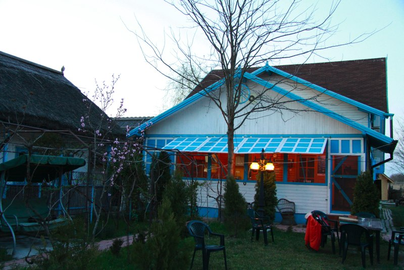 Pensiunea Valurile Dunarii