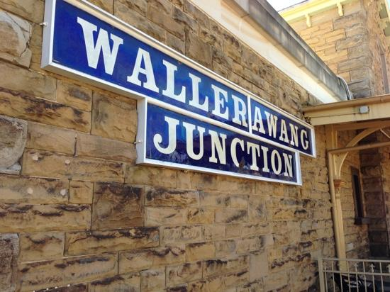 Old Wallerawang Station