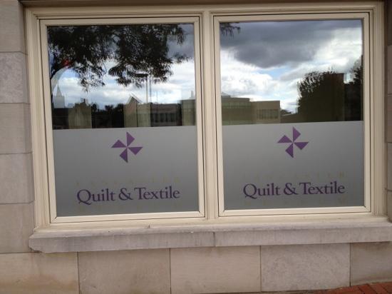 Lancaster Quilt & Textile Museum