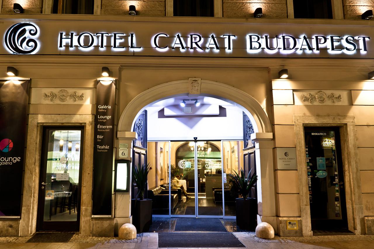 호텔 카라트 부다페스트