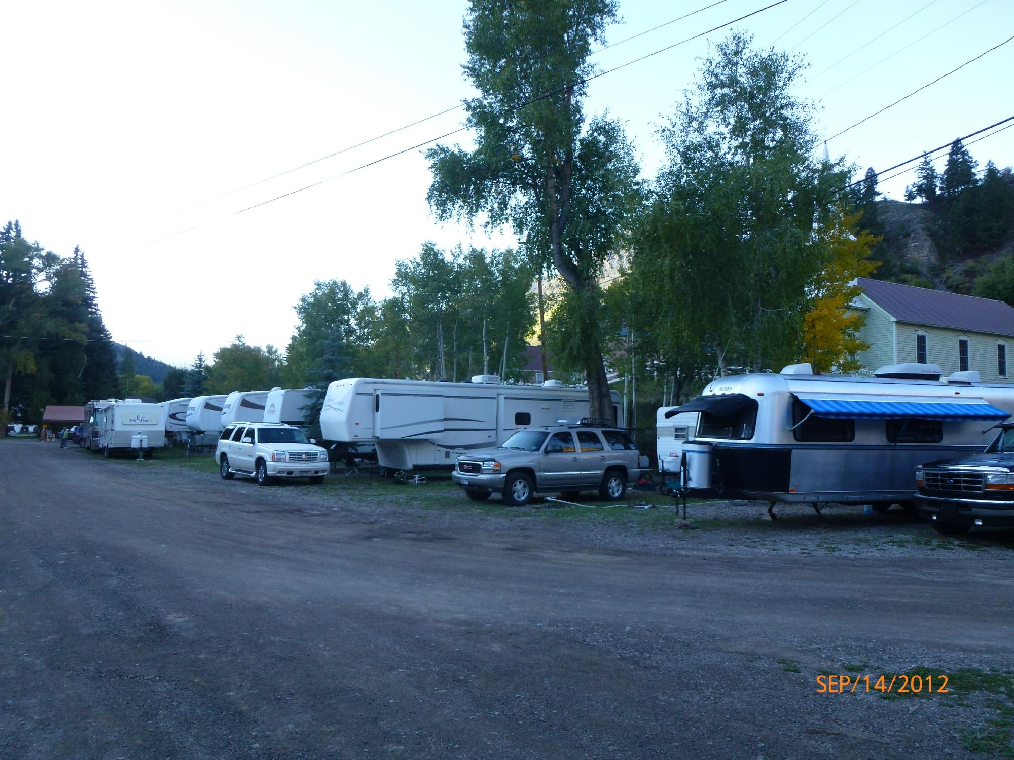 Henson Creek RV Park