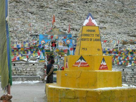 Changla Pass
