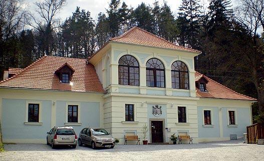 Pension Vodotrysk